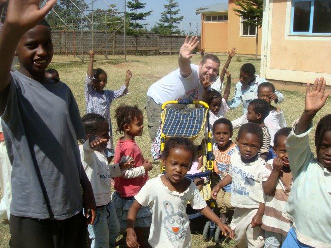 Centro aiuti per l'Etiopia